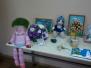 выставка семейных творческих работ в начальной школе 13.12.18